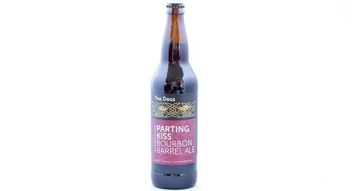 Personal Beer Review: Twa Dogs Parting Kiss