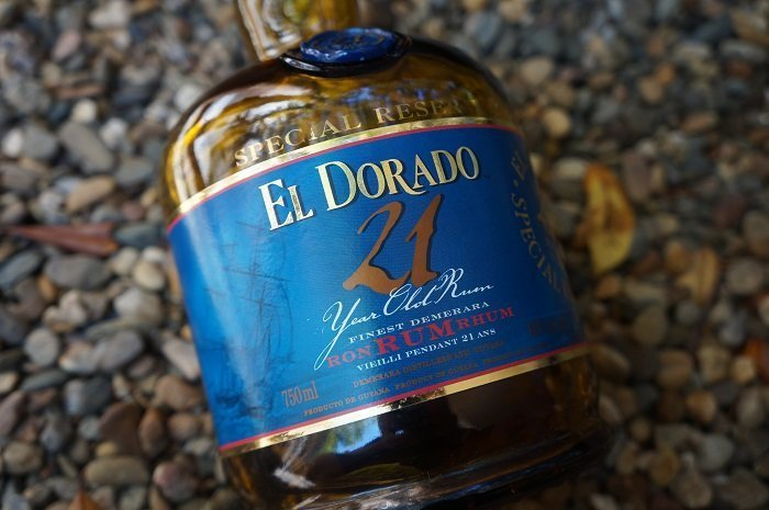 Personal Spirit Review: El Dorado 21 Year