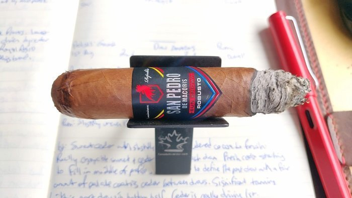 Team Cigar Review: San Pedro de Macorís Sun Grown Robusto