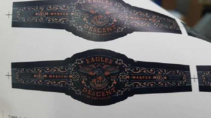 Cigar News: Warped Eagles Descent to be Latest R. Field Wine Exclusive
