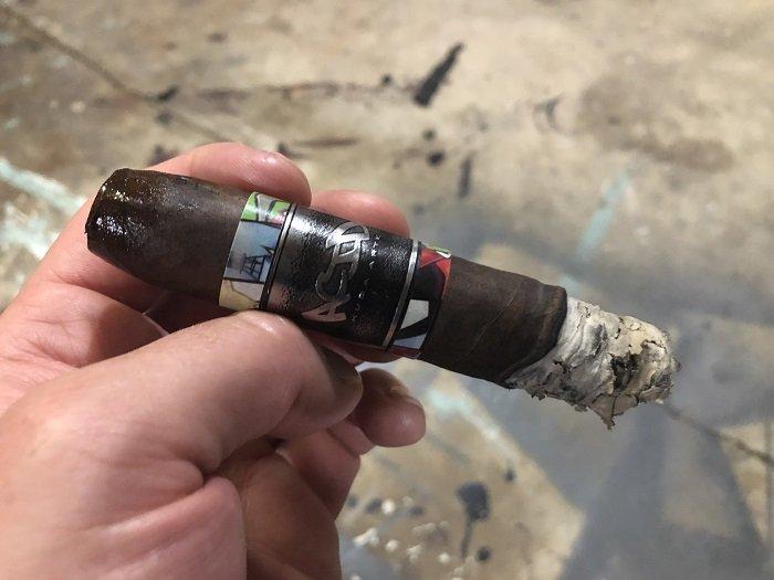 Team Cigar Review: ACID Kuba Arte