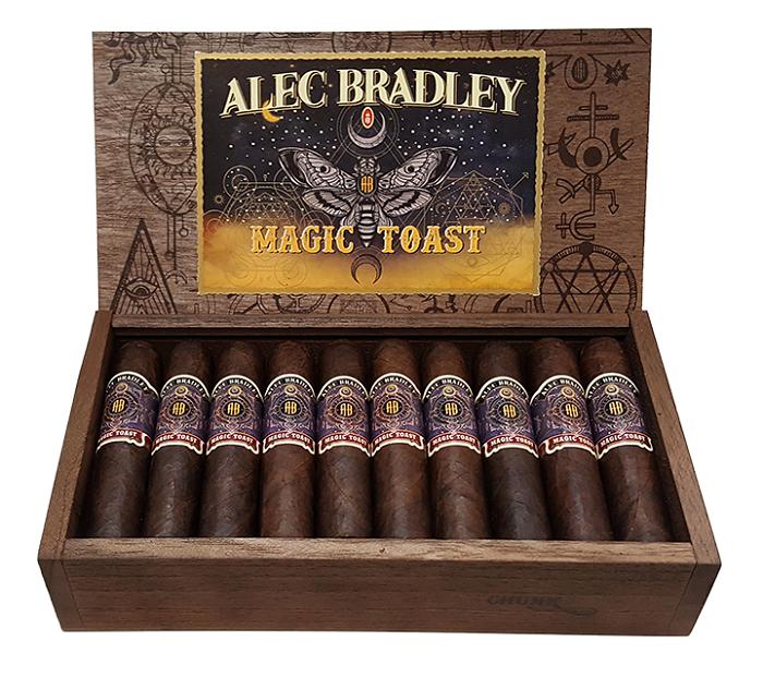 Cigar News: Alec Bradley Magic Toast Chunk Announced