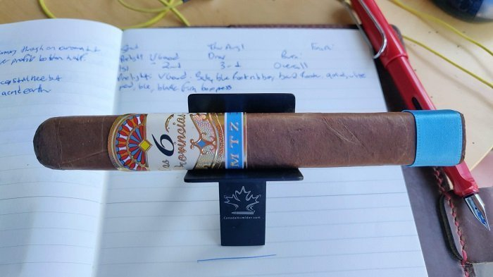 Team Cigar Review: Espinosa Las 6 Provincias MTZ