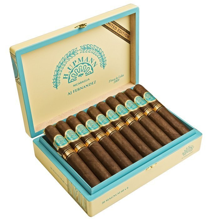 Cigar News: H. Upmann Nicaragua by AJ Fernandez Finca la Lilia 2009 Announced