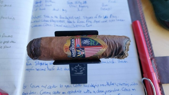 Team Cigar Review: J.C. Newman The American No. 2