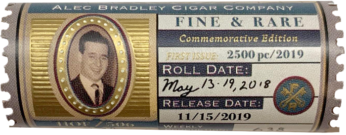 Cigar News: Alec Bradley Fine & Rare HOF/506 Announced