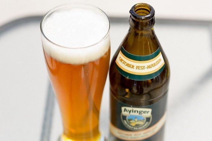 Personal Beer Review: Ayinger Oktober Fest-Märzen