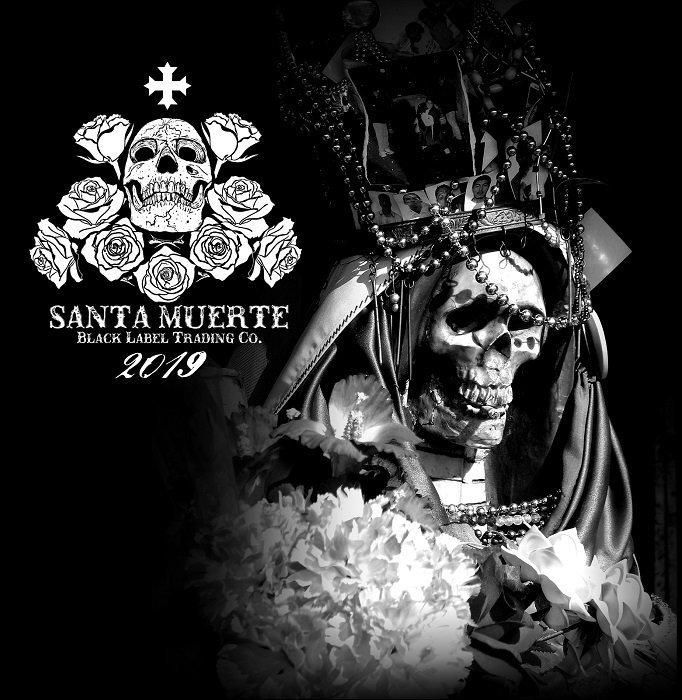 Cigar News: Black Label Trading Company Santa Muerte 2019 Release Announced