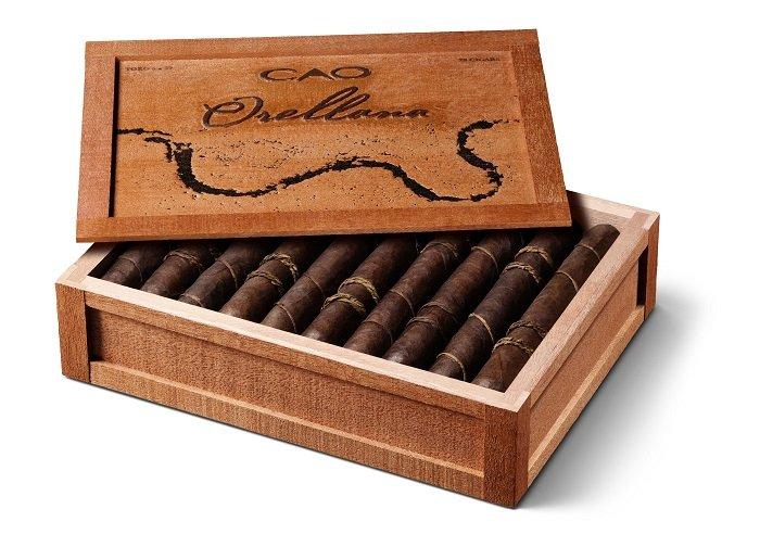 Cigar News: CAO Orellana Begins Shipping