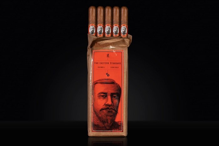 Cigar News: Cigar Dojo's Next Collaboration is Caldwell Far Eastern Standard