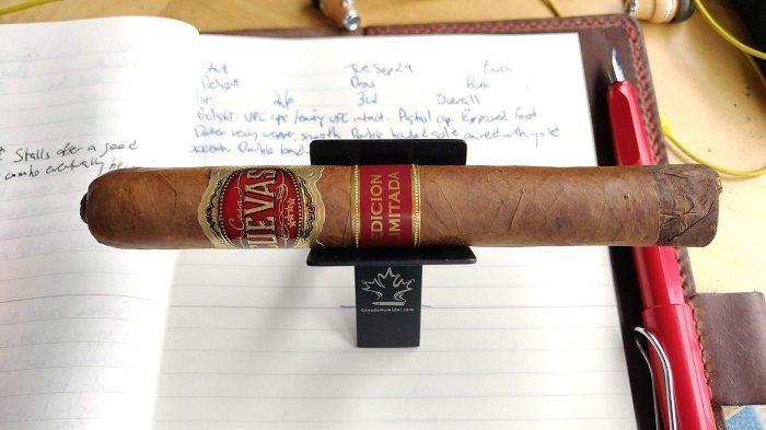 Team Cigar Review: Casa Cuevas La Mandarria Toro