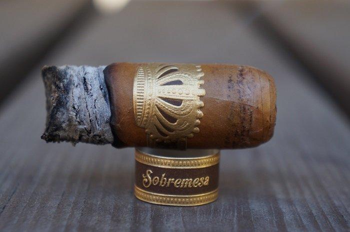 Team Cigar Review: Dunbarton Tobacco & Trust Sobremesa Brûlée Toro