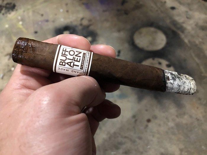Team Cigar Review: El Artista Buffalo Ten