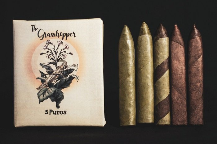 Cigar News: Foundation The Grasshopper is the Company's Latest Event Only Release