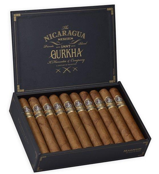 Cigar News: Gurkha Nicaragua Series Begins Shipping