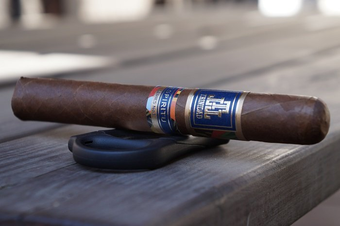 Team Cigar Review: Trinidad Espiritu Series No. 1 Toro