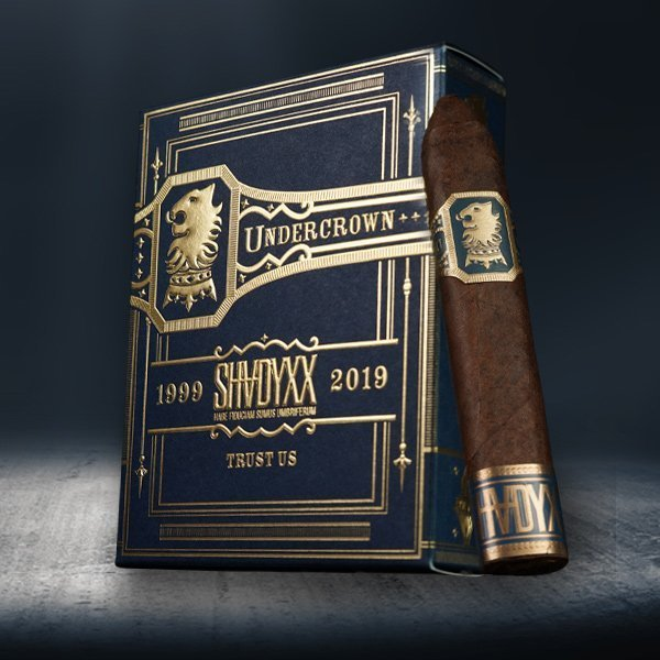 Cigar News: Drew Estate Launches Undercrown ShadyXX