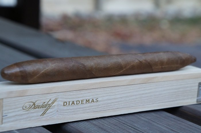 Team Cigar Review: Davidoff 100th Anniversary Diademas