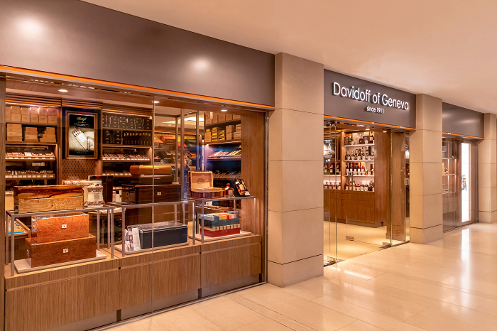 Cigar News: Davidoff Launches New Flagship Store in Hong Kong