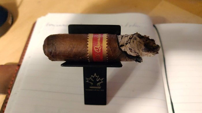 Team Cigar Review: Dunbarton Tobacco & Trust Mi Querida Triqui Traca No. 552