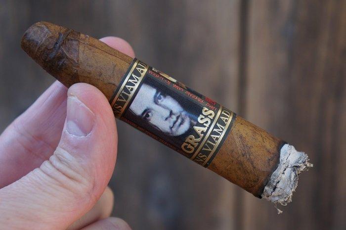 Team Cigar Review: Lars Tetens Grass Big