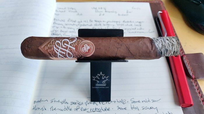 Team Cigar Review: Rocky Patel Aged Limited Rare Second Edition Robusto