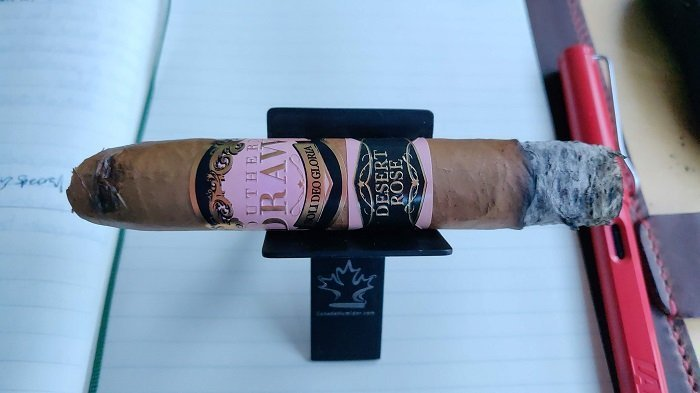 Team Cigar Review: Southern Draw Rose of Sharon Desert Rose