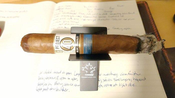 Team Cigar Review: Alec Bradley Project 40 06.52