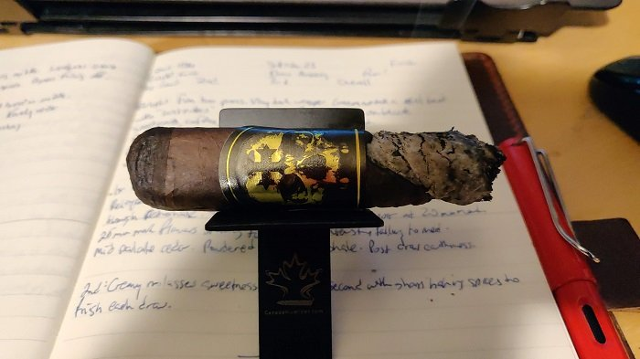 Team Cigar Review: Black Label Trading Company Last Rites Viaticum
