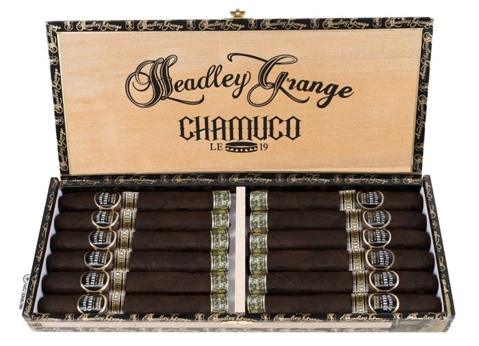 Cigar News: Crowned Heads Headley Grange Chamuco LE 2019 Announced