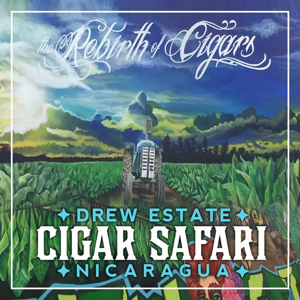 Cigar News: Drew Estate Relaunches Cigar Safari with Soft Re-Opening