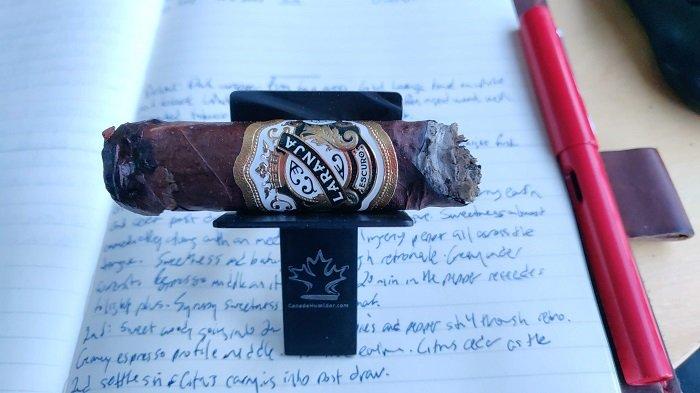 Team Cigar Review: Espinosa Laranja Reserva Escuro Toro