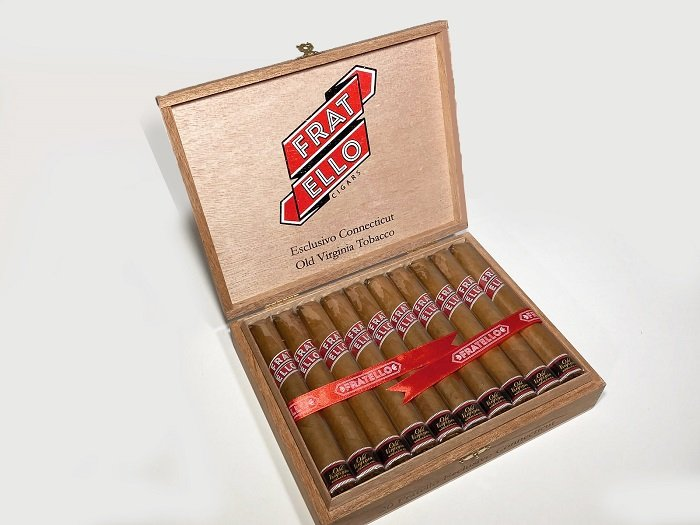 Cigar News: Fratello Esclusivo Connecticut Announced as Old Virginia Tobacco Exclusive