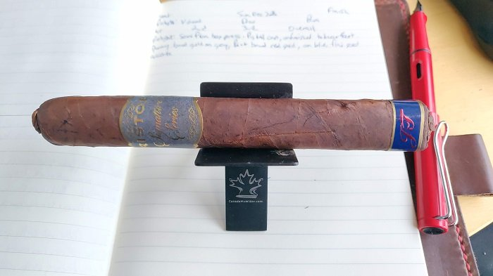 Team Cigar Review: Kristoff JT Signature Series