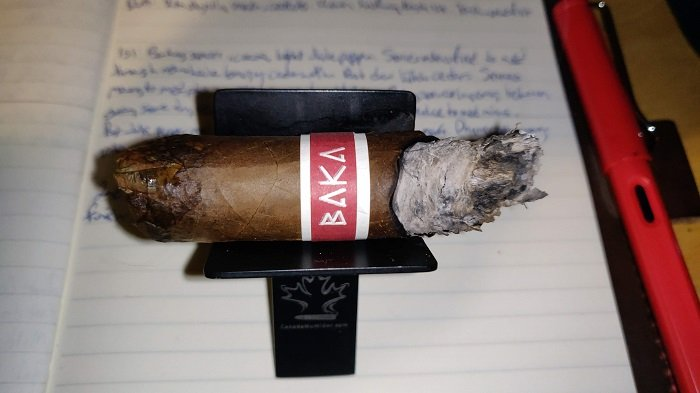 Team Cigar Review: RoMa Craft Baka Bantu
