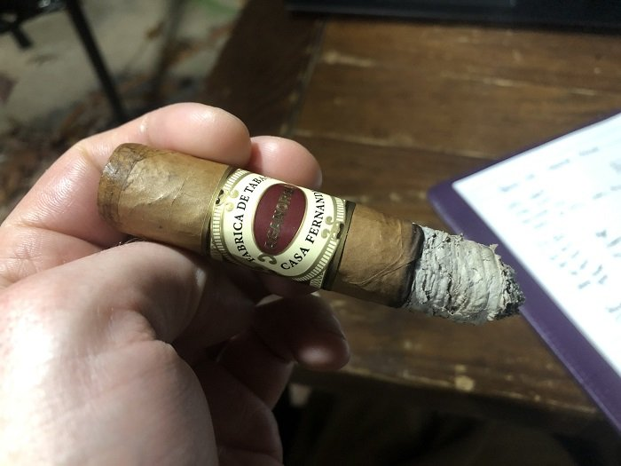 Personal Cigar Review: Aganorsa Leaf Connecticut Robusto
