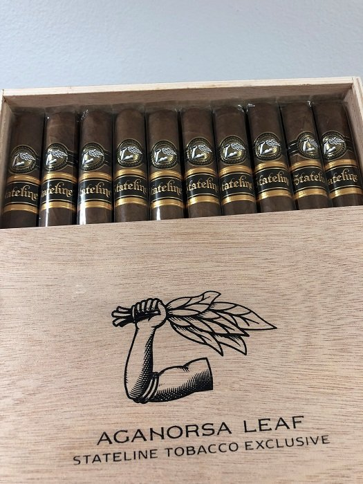 Cigar News: Aganorsa Leaf Creates Store Exclusive for Stateline Cigar