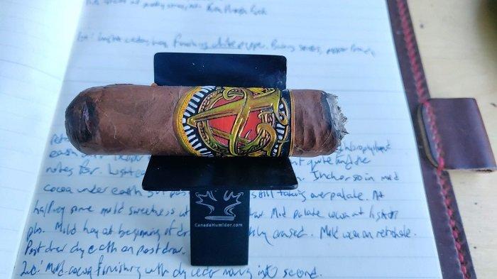 Team Cigar Review: Don Lino Africa Duma