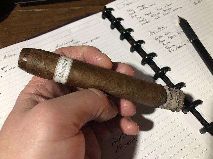 Team Cigar Review: Illusione Singularé 2019 Seven Horns