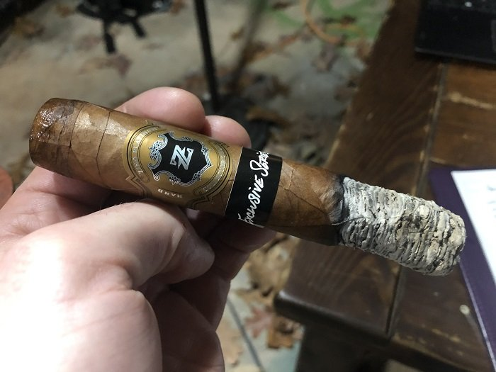 Personal Cigar Review: Zino Platinum Exclusive Series Washington D.C.