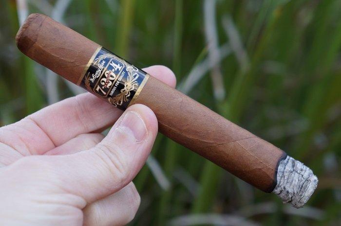 Team Cigar Review: 7-20-4 1874 Series Toro Especial