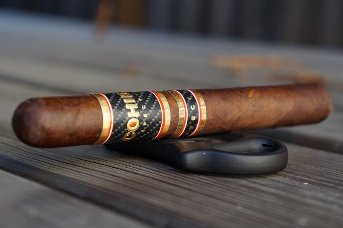 Team Cigar Review: Cohiba Spectre CS19