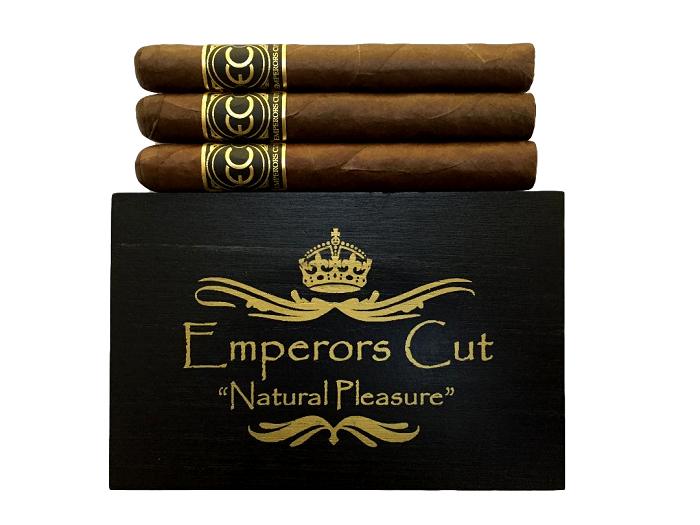 Cigar News: Emperors Cut Natural Pleasure Gains Three New Vitolas