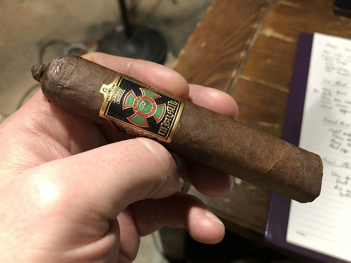 Team Cigar Review: Foundation Menelik