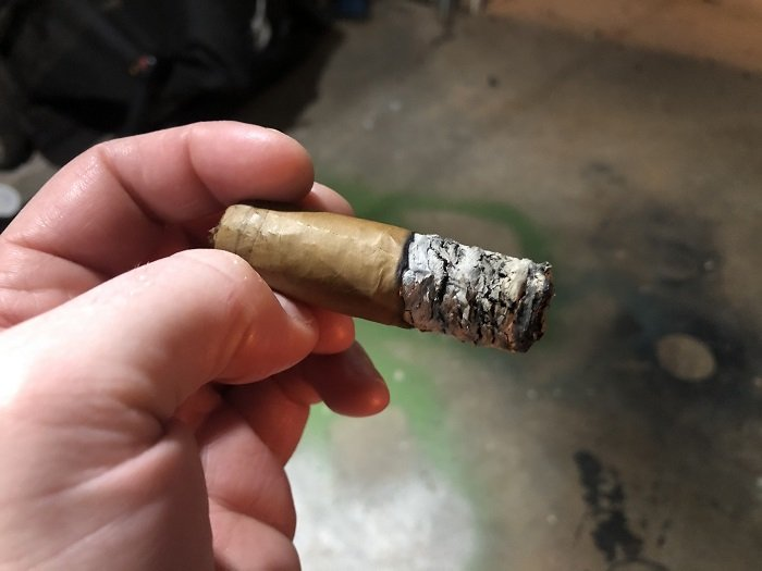 Team Cigar Review: JRE Aladino Connecticut Robusto