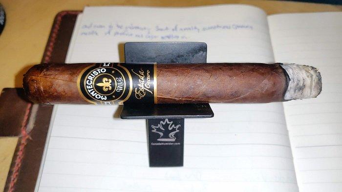 Team Cigar Review: Montecristo Espada Oscuro Guard