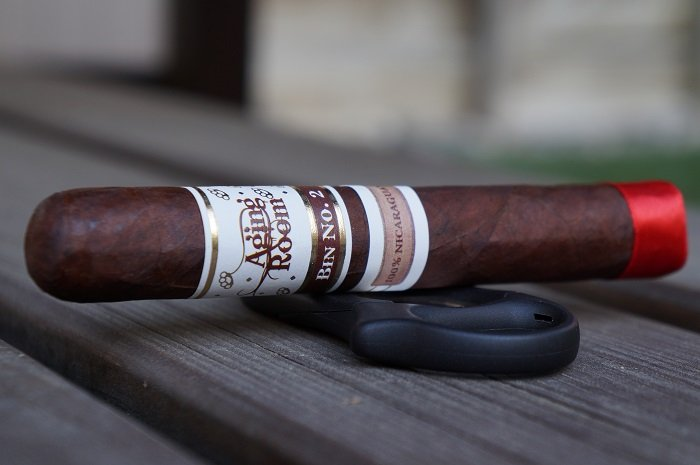 Team Cigar Review: Aging Room Bin No. 2 C Major