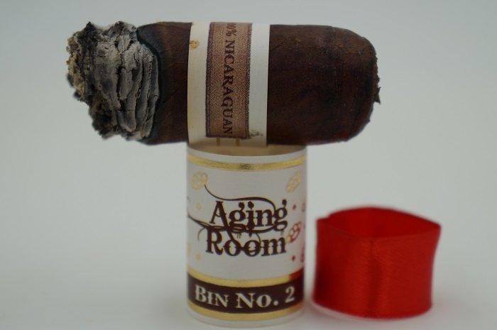 Team Cigar Review: Aging Room Bin No. 2 C Major