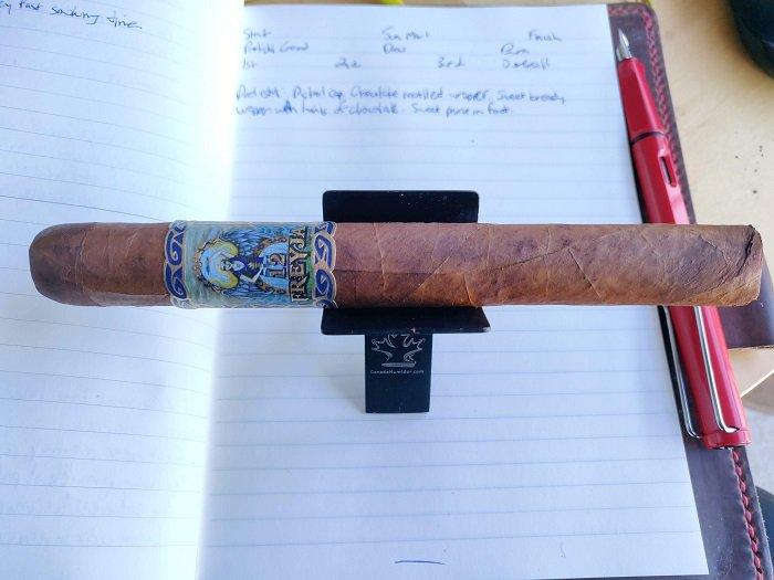 Team Cigar Review: Freyja 12 Brísingamen