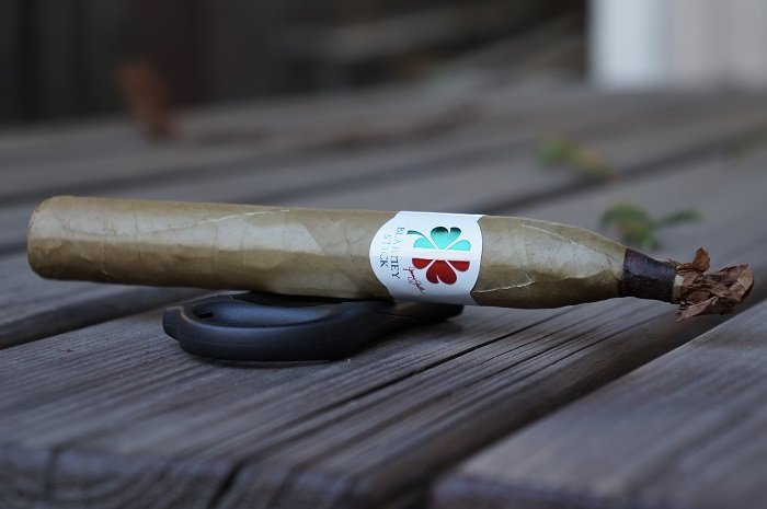 Team Cigar Review: Jeremy Jack Blarney Stick